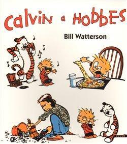 Obálka titulu Calvin a Hobbes