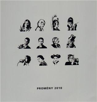 Kalendář Proměny 2010 - - | Booksquad.ink