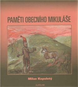 Obálka titulu Paměti obecního Mikuláše