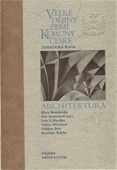 Obálka titulu Velké dějiny zemí Koruny české - Architektura