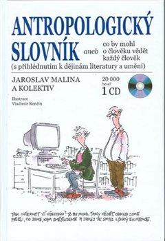Obálka titulu Antropologický slovník + CD