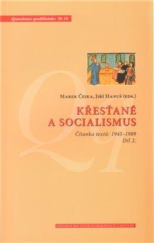 Obálka titulu Křesťané a socialismus - 2.díl