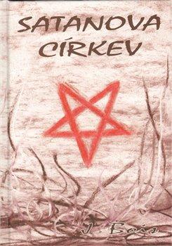 Obálka titulu Satanova církev