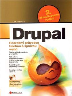 Obálka titulu Drupal