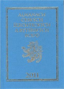 Obálka titulu Almanach českých šlechtických a rytířských rodů 2011