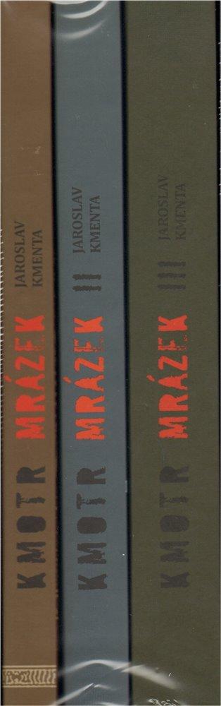 Kmotr Mrázek - Trilogie