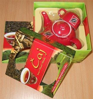 Čaj - dárková krabička - - | Replicamaglie.com