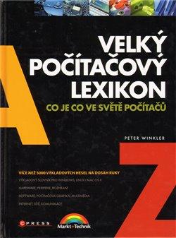 Obálka titulu Velký počítačový lexikon
