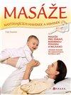 Obálka knihy Masáže nastávajících maminek a miminek