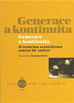 Obálka titulu Generace a kontinuita