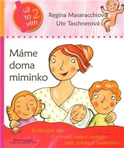 Obálka titulu Máme doma miminko