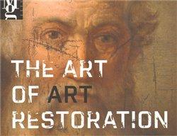 Obálka titulu The art of art restoration