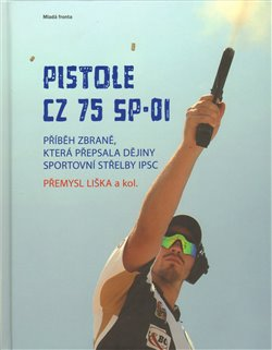 Obálka titulu Pistole CZ 75  SP-01
