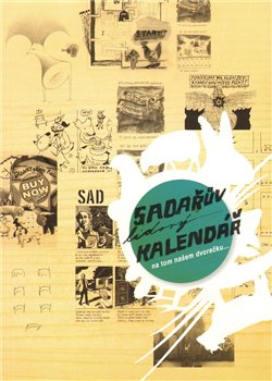 Obálka titulu Sadařův lidový kalendář