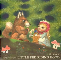 Obálka titulu Little Red Riding Hood