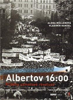 Obálka titulu Albertov 16:00