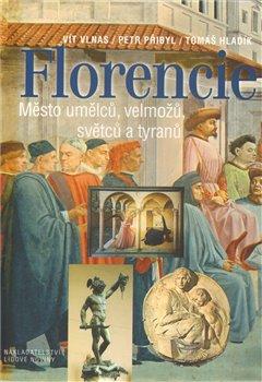 Obálka titulu Florencie (brož.)