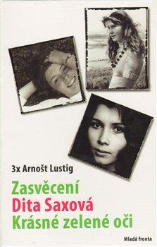 Obálka titulu 3x Arnošt Lustig
