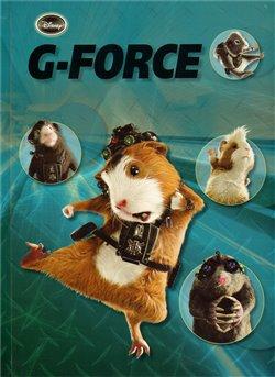 Obálka titulu G-Force