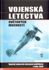 Obálka knihy Vojenská letectva světových mocností