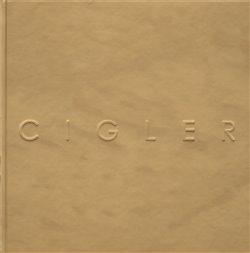 Obálka titulu Václav Cigler