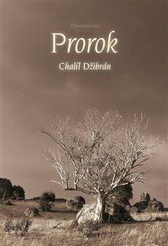 Obálka titulu Prorok