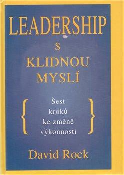 Obálka titulu Leadership s klidnou myslí