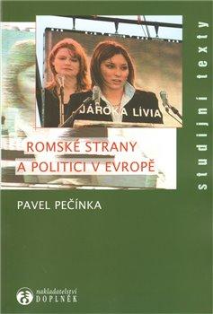 Obálka titulu Romské strany a politici v Evropě