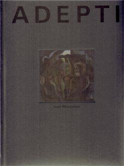 Obálka titulu Adepti