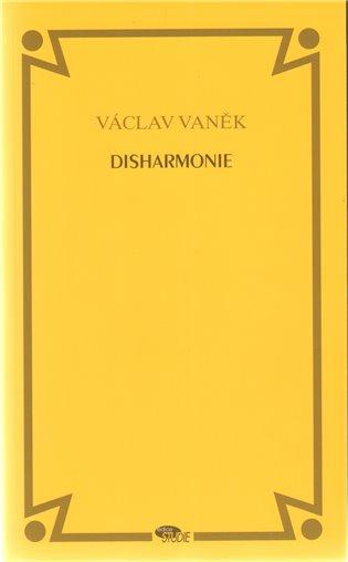 Disharmonie - Václav Vaněk   Booksquad.ink