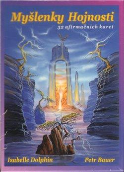 Obálka titulu Myšlenky hojnosti - 32 afirmačních karet