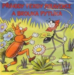 Obálka titulu Příhody Ferdy Mravence a brouka Pytlíka