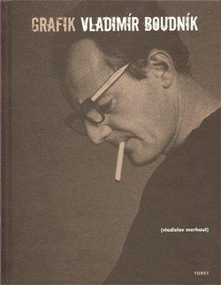 Obálka titulu Grafik Vladimír Boudník