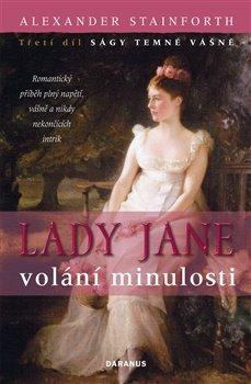 Obálka titulu Lady Jane - volání minulosti