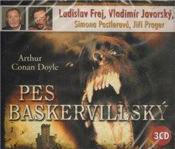 Obálka titulu Pes baskervillský
