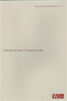 Obálka titulu Textologické studie