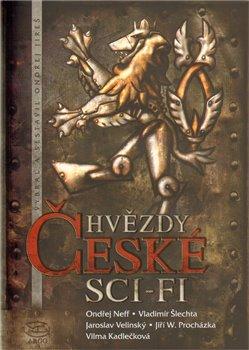 Obálka titulu Hvězdy české sci-fi