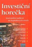 Obálka knihy Investiční horečka