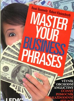 Obálka titulu Master Your Business Phrases