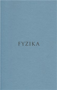 Obálka titulu Fyzika - kapesní vydání