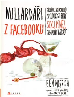 Obálka titulu Miliardáři z Facebooku