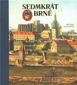 Obálka titulu Sedmkrát o Brně