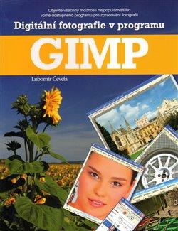 Obálka titulu Digitální fotografie v programu GIMP