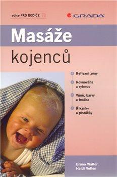 Obálka titulu Masáže kojenců