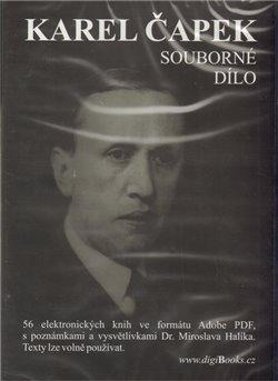 Obálka titulu Karel Čapek souborné dílo