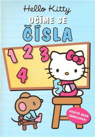 Hello Kitty - Učím se čísla - - | Booksquad.ink