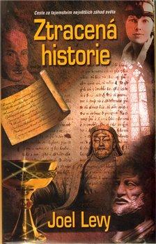 Obálka titulu Ztracená historie