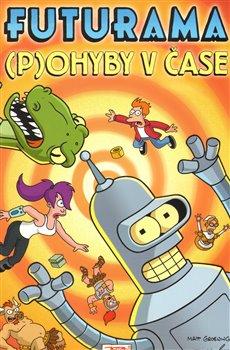 Obálka titulu Futurama