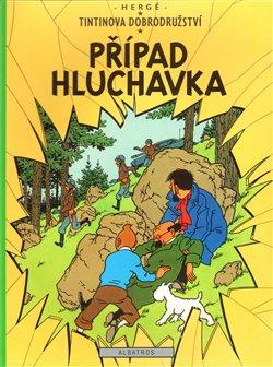 Obálka titulu Tintin - Případ hluchavka