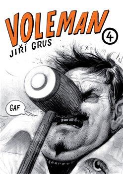Obálka titulu Voleman 4